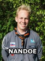 afbeelding van nandoe
